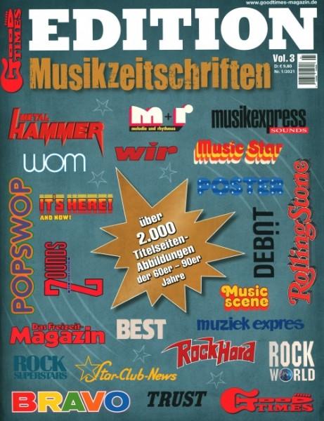 Good Times: Edition Musikzeitschriften 03