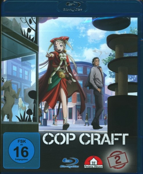 Cop Craft Vol. 2 Blu-ray