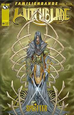 Witchblade (Kiosk) 19