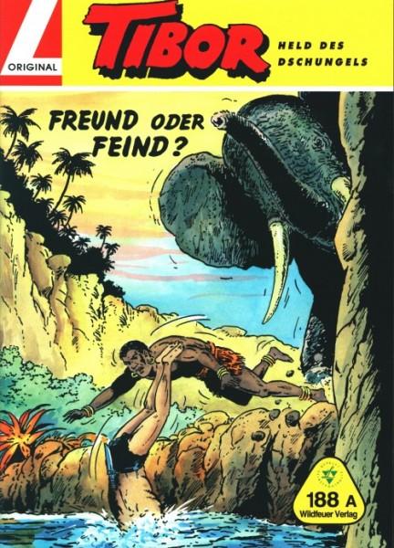 Tibor (Wildfeuer, Gb., 2019) schwarz-weiss Nr. 188 A