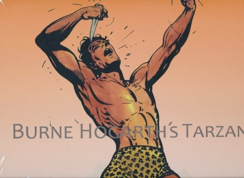 Burne Hogarth's Tarzan 1