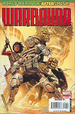 World War Hulk Aftersmash! Warbound 1-5