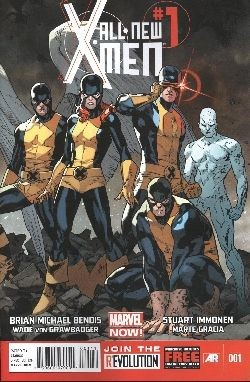 US: All New X-Men 01
