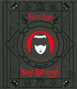 Emily the Strange (Achterbahn, B.) Secret Book of Strange