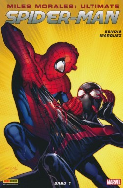 Miles Morales: Ultimate Spider-Man (2015) 01