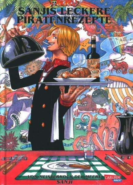 One Piece - Sanjis leckere Piratenrezepte