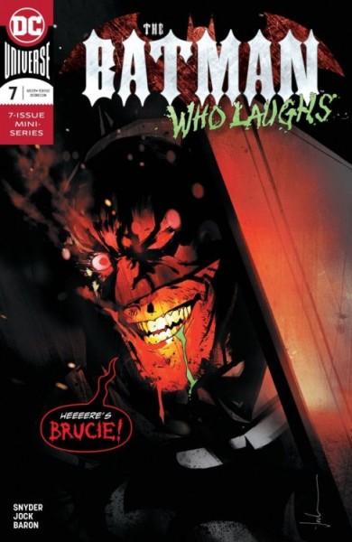 Batman, der Lacht 5 (von 5) (03/20)