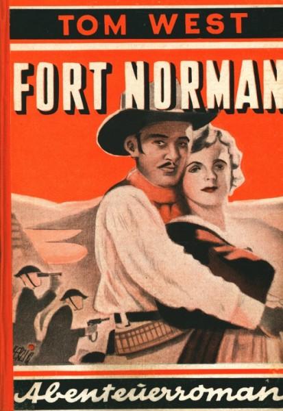 West, Tom Leihbuch Fort Norman (Eden)