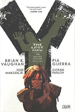 US: Y The Last Man Deluxe Edition 2