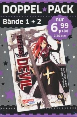 Defense Devil (Carlsen, Tb.) Nr. 1+2 Doppelpack