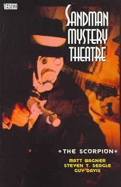 US: Sandman Mystery Theatre Vol.4: The Scorpion