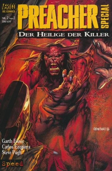 Preacher Spezial 02 (Killer2) B-Cover