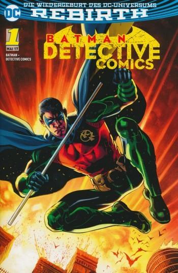 Batman Detective Comics (2017) 01 Variant B