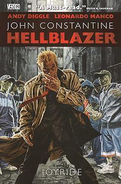 US: Hellblazer: Joyride