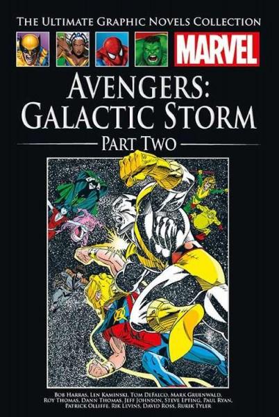 Offizielle Marvel-Comic-Sammlung 184: Avengers - Galactic... (04/20)
