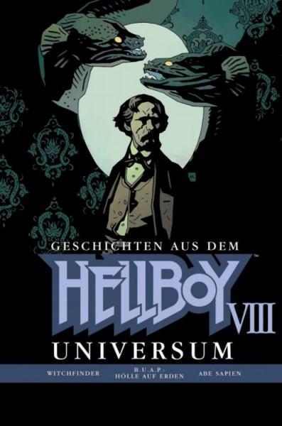 Geschichten aus dem Hellboy Universum 8 (07/19)