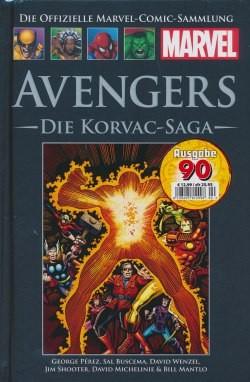 Offizielle Marvel-Comic-Sammlung 90: Avengers (Classic XXXIX)