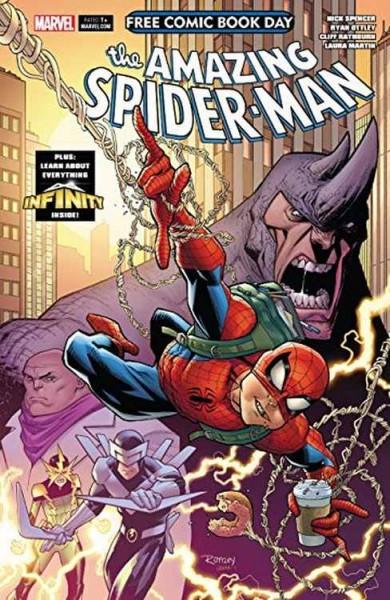Spider-Man Paperback (2019) 01 HC (03/20)