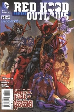 Red Hood and the Outlaws 0,2-26
