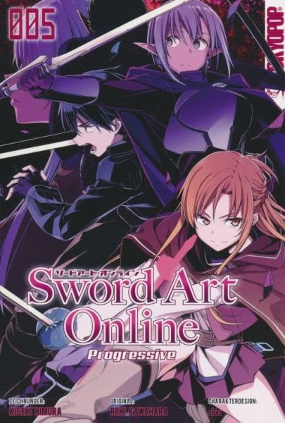 Sword Art Online – Progressive 5