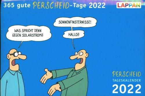 Perscheid Tageskalender 2022