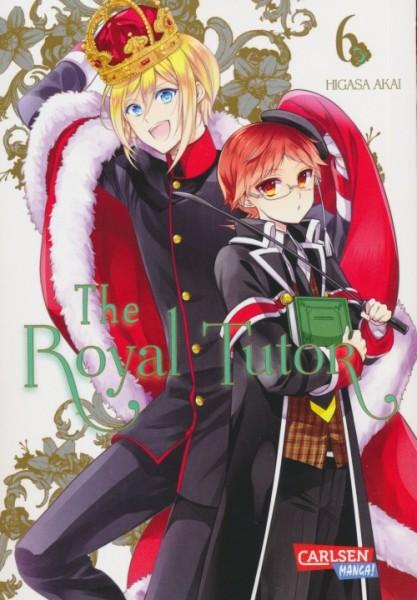 The Royal Tutor 06