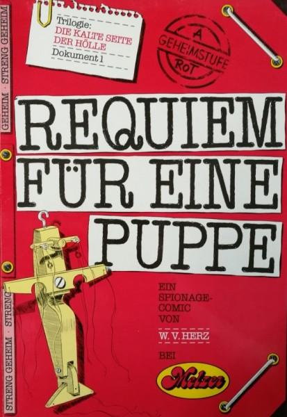 Requiem für eine Puppe (Melzer, B.) Sonderangebot