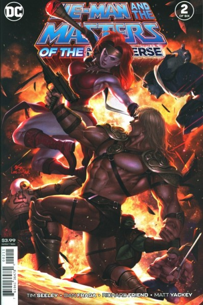 US: He-Man and the Masters of the Multiverse 2