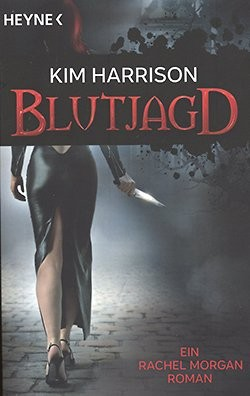 Harrison, K.: Blutjagd