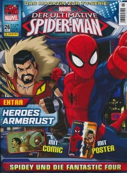 Ultimative Spider-Man Magazin 26