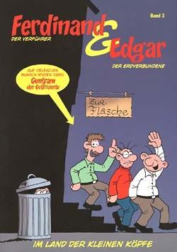 Ferdinand & Edgar (Gringo Comics, Br.) Nr.1-3