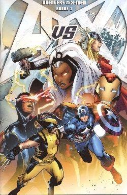 Avengers vs. X-Men 1 Comic Action Variant
