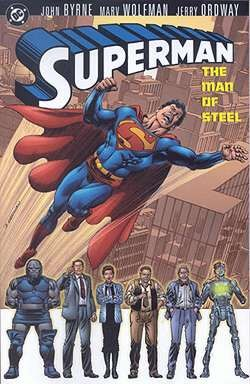 US: Superman The Man of Steel Vol. 2