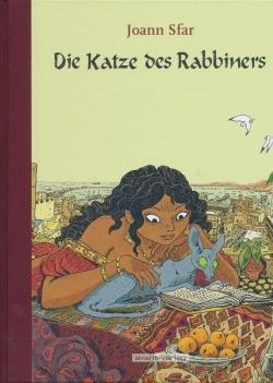 Die Katze des Rabbiners - Gesamtausgabe 1