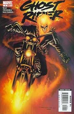 Ghost Rider (2006) 1-35