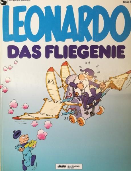 Leonardo (Delta, Br.) Nr. 1-5 kpl. (Z1-)