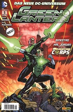 Green Lantern (2012) 05