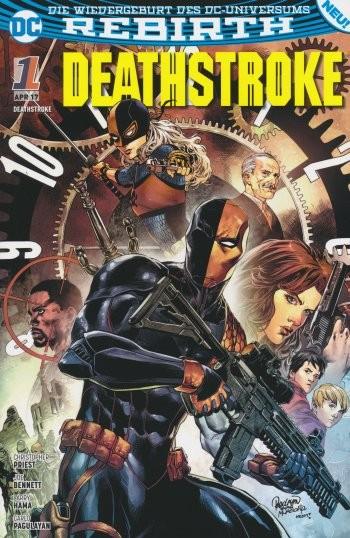 Deathstroke (2017) 1