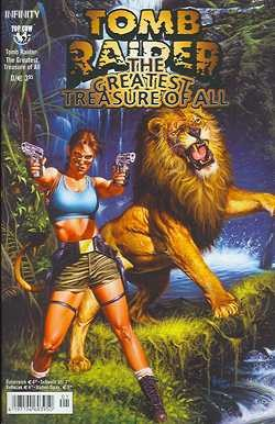 Tomb Raider: Greatest Treasure of AII (K)