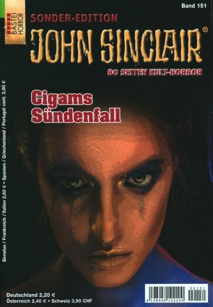John Sinclair Sonder-Edition 151