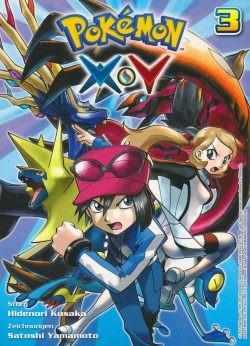 Pokemon - X und Y 3