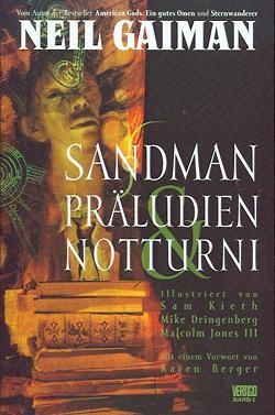 Sandman (Panini, Br.) Nr. 1,2,4,5,8,11,12