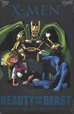 US: X-Men: Beauty a/t Beast HC