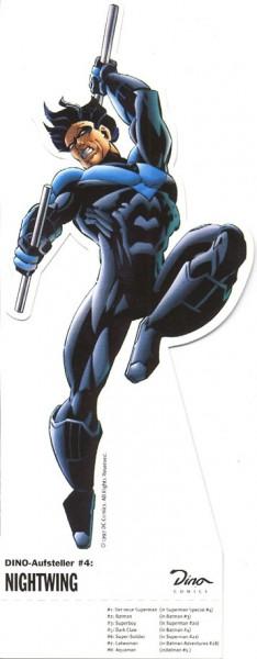 Dino-Aufsteller (Dino) 4 Nightwing