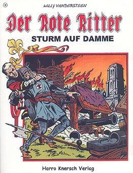 Willy Vandersteens Rote Ritter 10