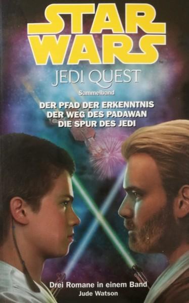 Star Wars - Jedi Quest Sammelband (Panini, Tb.) Nr. 1-4