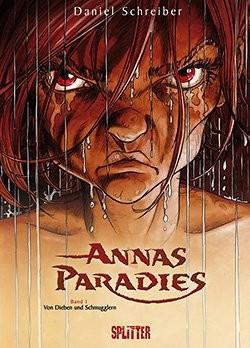Annas Paradies (Splitter, B.) Nr. 1-3 kpl. (Z1)