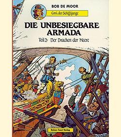 Cori, der Schiffsjunge (Feest, Br.) Nr. 1-4 kpl. (Z1)
