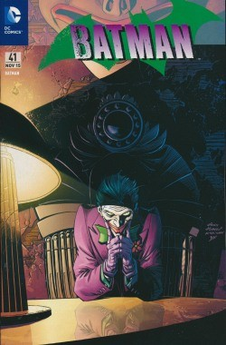 Batman (2012) 41 Joker Variant