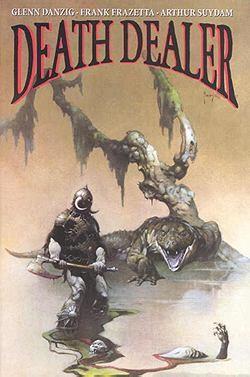 Deathdealer 04 Variant